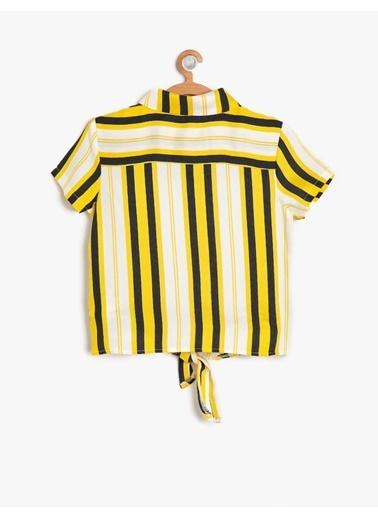 Koton Kids Gömlek Sarı